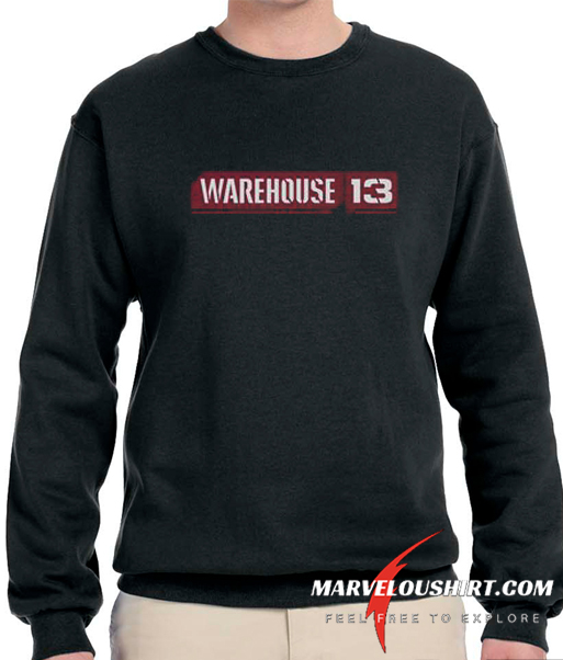 Warehouse 13 comfort Sweatshirt