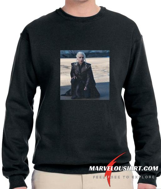Welcome Home Daenerys Targaryen Game Of Thrones comfort Sweatshirt