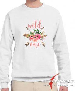 Wild One comfort Sweatshirt