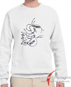 80s Labor Solidarity In 1986 comfort Sweatshirt