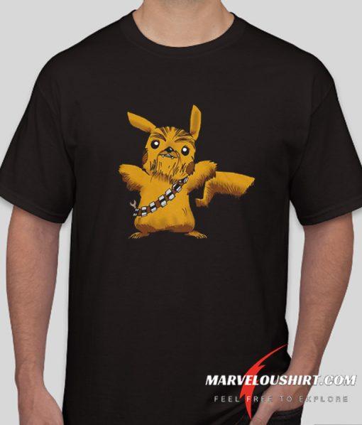 Pikachu Cewbacca comfort T Shirt