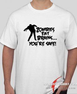 Walking Dead College Humor Joke Gag Cool Geek Nerd Bar comfort T-Shirt