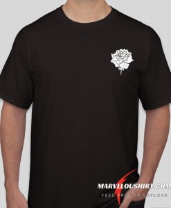 White Rose comfort T Shirt