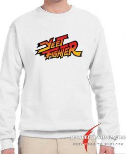 YEET FIGHTER PARODY comfort Sweatshirt