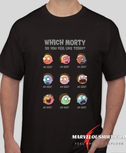 Which Morty comfort T Shirt