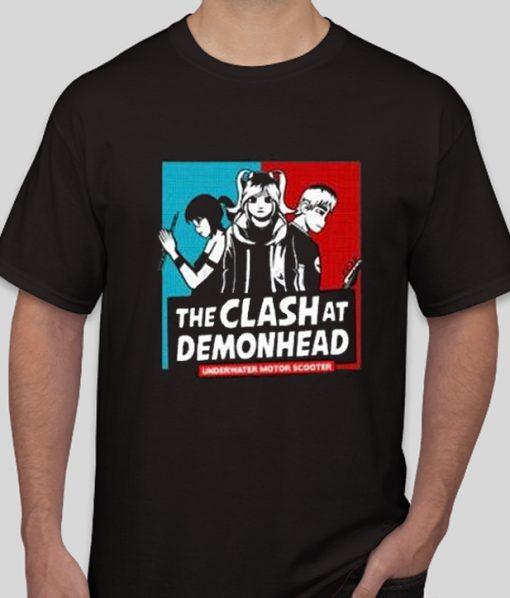 the clash at demonhead comfort T Shirt
