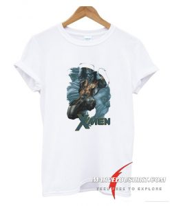 X-Men Beast Profile T-Shirt
