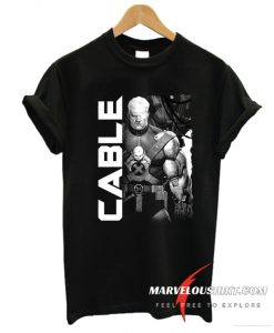 X-Men Cable Power T-Shirt