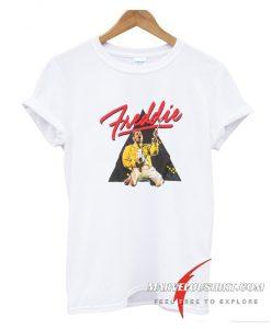 White Freddie Mercury T-Shirt