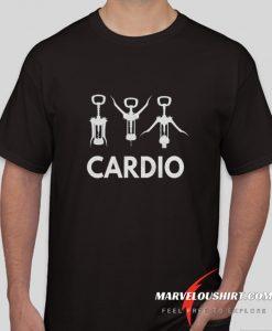 Wine Opener Cardio comfort T Shirt