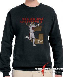 San Francisco 49ers Signature Jimmy Garoppolo comfort Sweatshirt