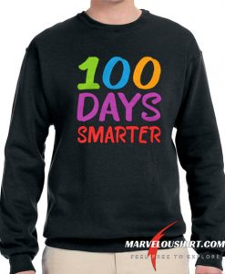 100 Days Smarter First comfort Sweatshirt