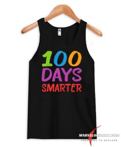 100 Days Smarter First comfort Tank Top