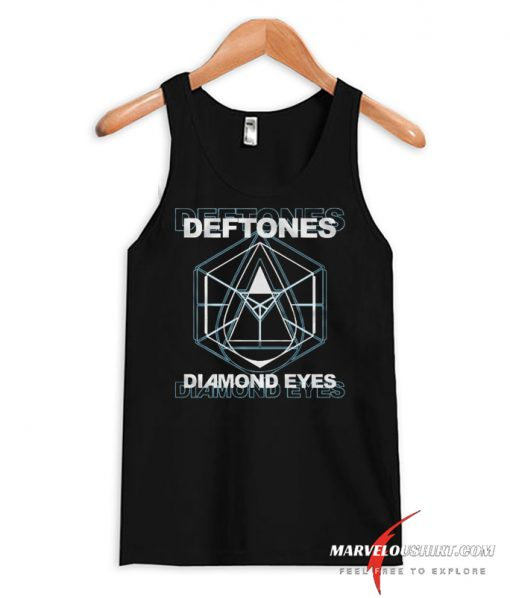 Deftones Diamond Eyes comfort Tank Top