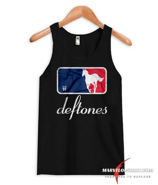 Deftones Logo Horse comfort Tank Top