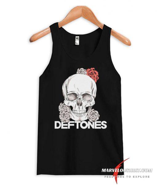 Deftones Skull Good comfort Tank Top
