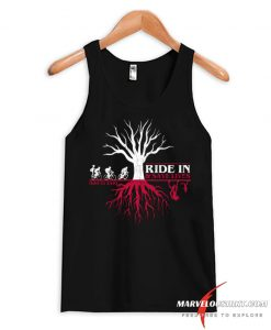 LifeStream Blood Bank Stranger Things Tank Top