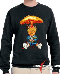 Nuclear Trump comfort Sweatshirt