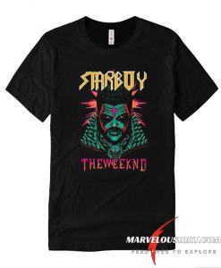 Starboy The Weeknd comfort T Shirt