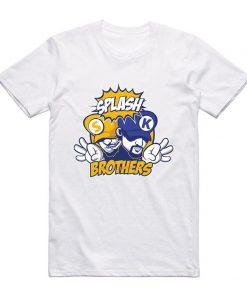 Splash Brothers T Shirt