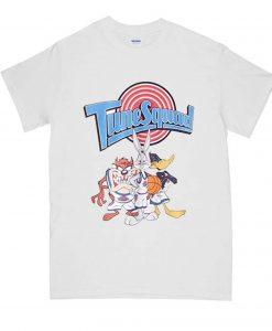 space jam Tunesquad Group T-Shirt