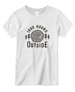 1000 Hours Outside DH T-Shirt