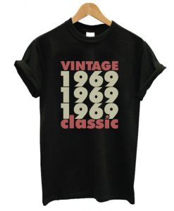 1969 – 2019 50 Years Perfect DH T-Shirt