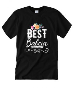 Best Babcia In The World DH T-Shirt