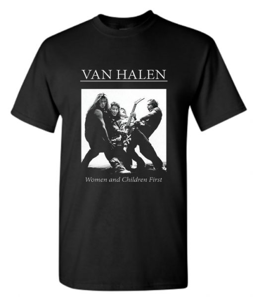 VAN HALEN DH T-Shirt