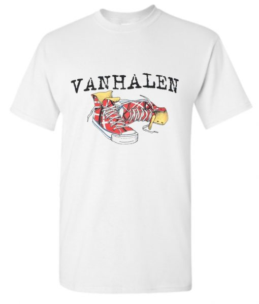 Van Halen Right Here Right Now World Tour DH T-Shirt