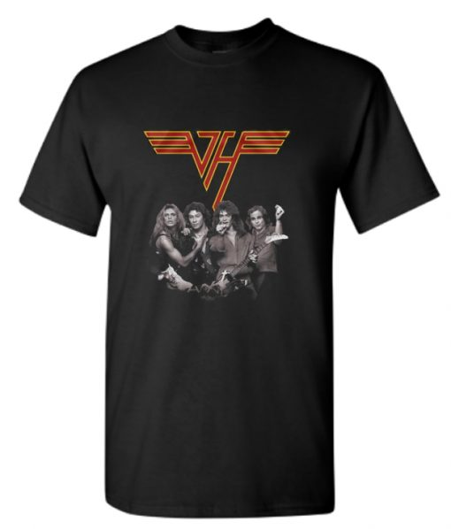 Van Halen Rock Band DH T-Shirt