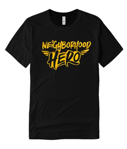NEIGHBORHOOD HERO comfort T Shirt