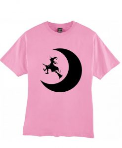 The Witch's Moon Halloween comfort T Shirt