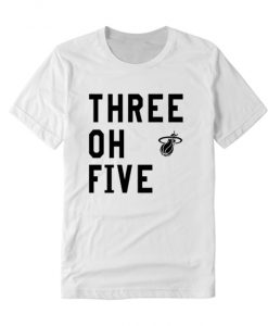 Three Oh Five Miami Heat comfort T Shirt
